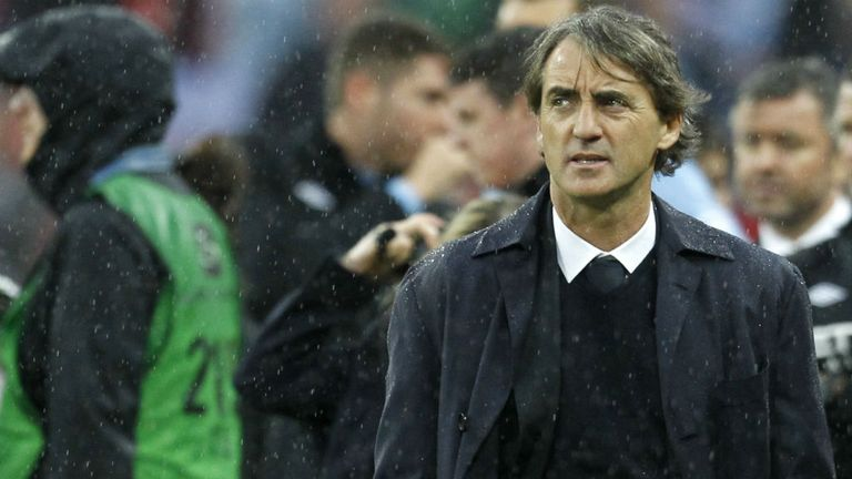 Mancini is the victim of City's ambition, says Hinchcliffe
