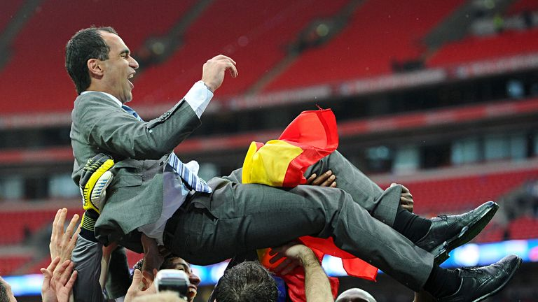 Roberto Martinez: May decide to leave Wigan