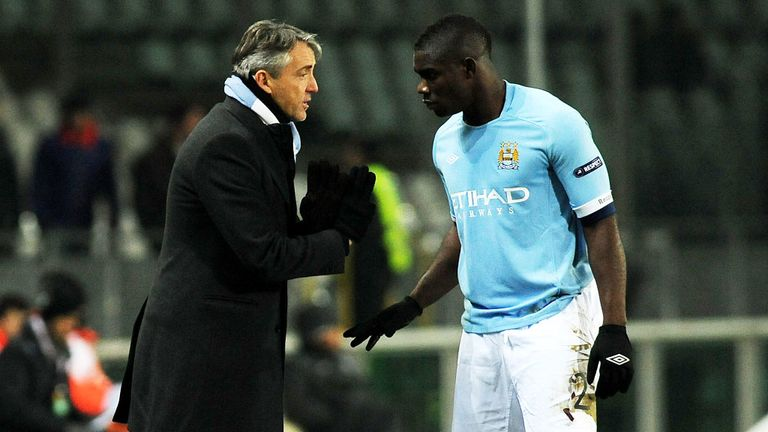 Micah Richards: Says Roberto Mancini did very well at Manchester City