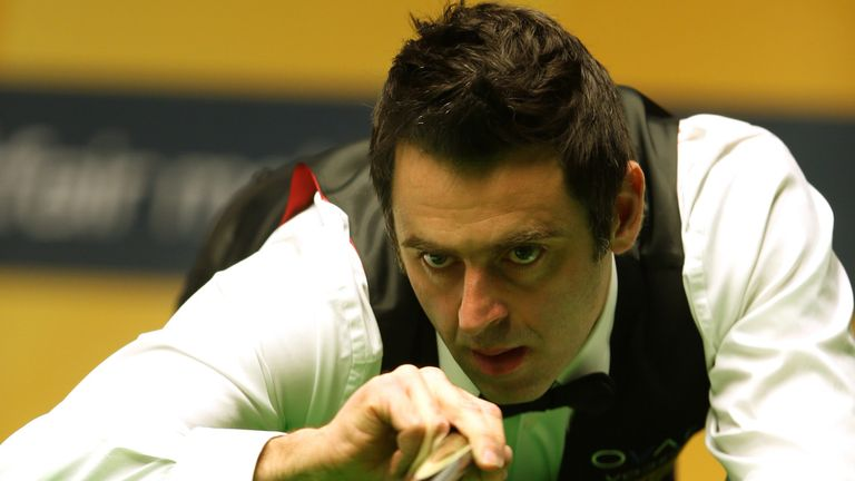 Ronnie O'Sullivan: Eased past Scotsman Anthony McGill in the opening round