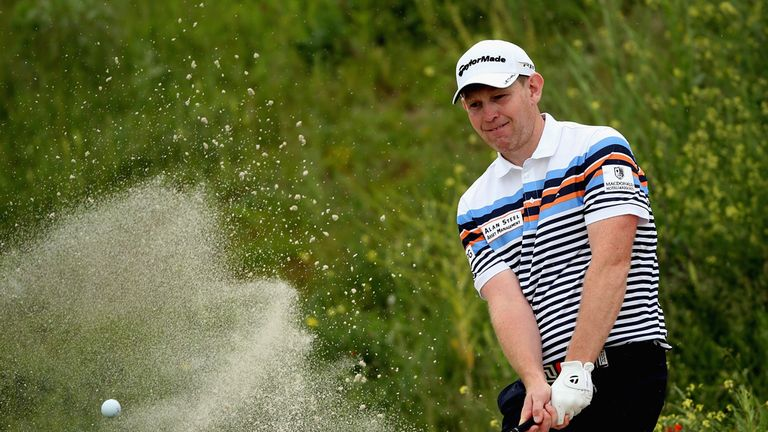 Stephen Gallacher: Would love to play in a Ryder Cup in his home country