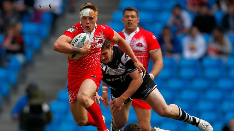 Theo Fages: Strong form for Salford