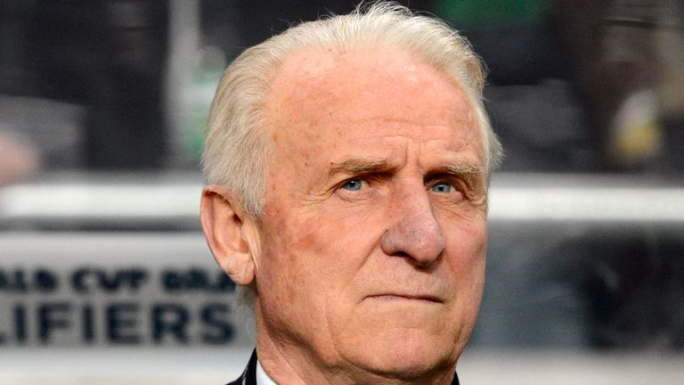 Giovanni Trapattoni: Has had his say on Gareth Bale