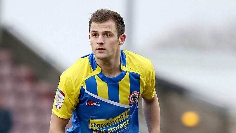 Will Hatfield: Delighted to pen a new deal