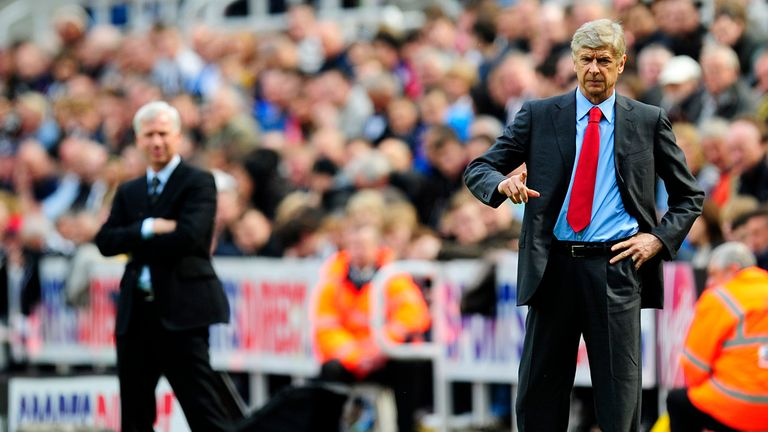 Arsene Wenger: Always had faith Arsenal would qualify for the Champions League