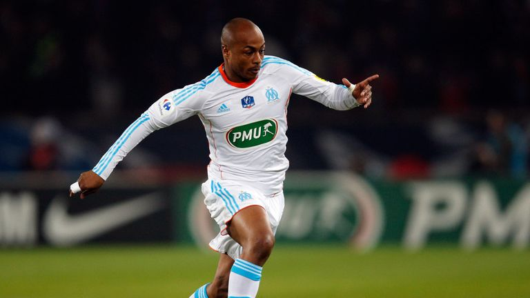 Andre Ayew: Hopes that Yohan Mollo is OK