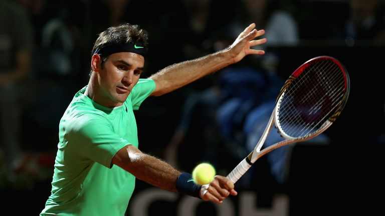 Roger Federer: 54th successive Grand Slam appearance