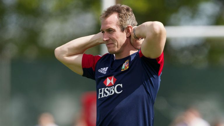 Rob Howley: Suffered disappointment with the Lions in 2001
