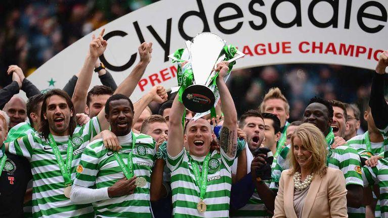 Celtic: Champions