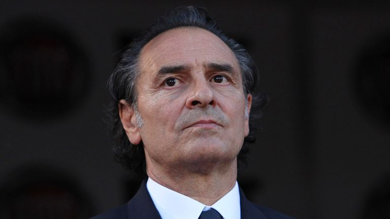 Cesare Prandelli: Not made a decision about his future