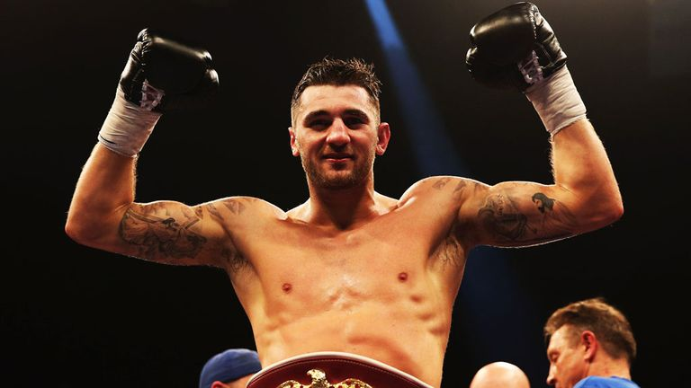 Nathan Cleverly: Sparred Mikkel Kessler ahead of Carl Froch fight
