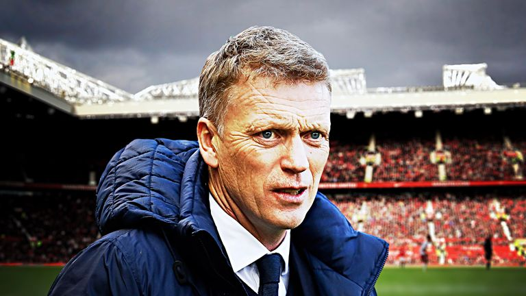 David Moyes: Scot will take charge of Manchester United from July 1