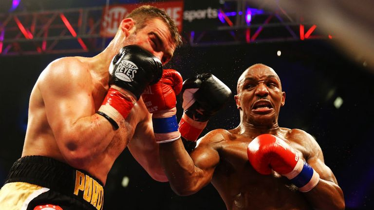 Devon Alexander: Went through his full repertoire against Lee Purdy