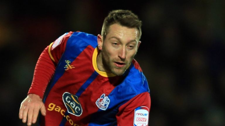 Stephen Dobbie: Expected to join Crystal Palace on permanent deal