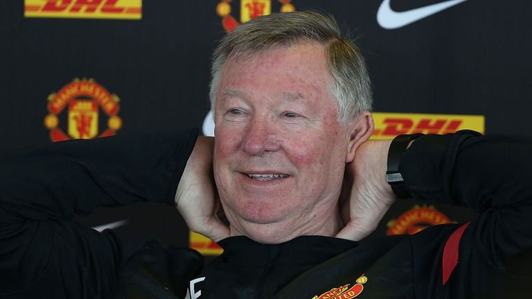 Sir Alex Ferguson: Says football will be club's focus despite commercial growth
