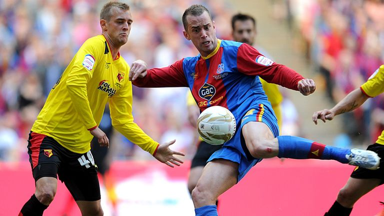 Aaron Wilbraham: In the starting line-up with Glenn Murray injured