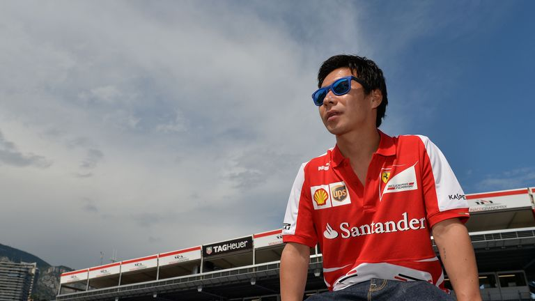Caterham recruit Kamui Kobayashi reveals Ferrari wanted him to stay
