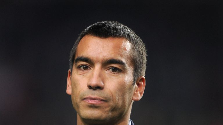 Giovanni Van Bronckhorst: Hopes to keep his best players