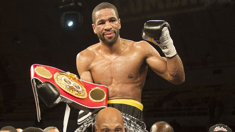 Lamont Peterson: His IBF title will not be on the line against Lucas Matthysse