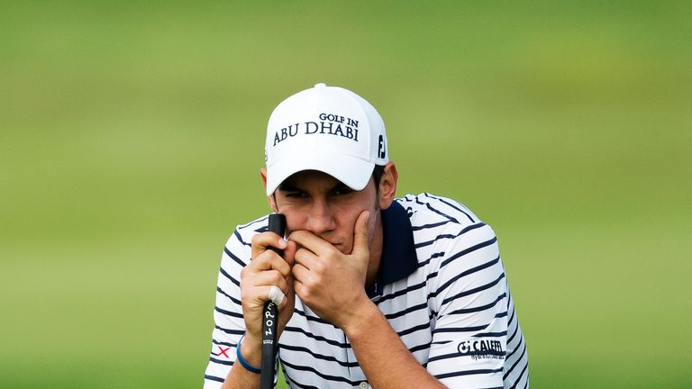Matteo Manassero: Managed six successive birdies after starting his round at the 10th