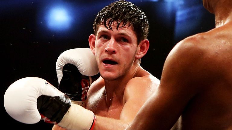 Jamie McDonnell: Won the world title at the very first attempt