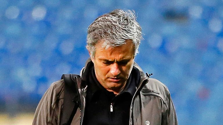 Jose Mourinho: Won't be missed by Vilarrubi