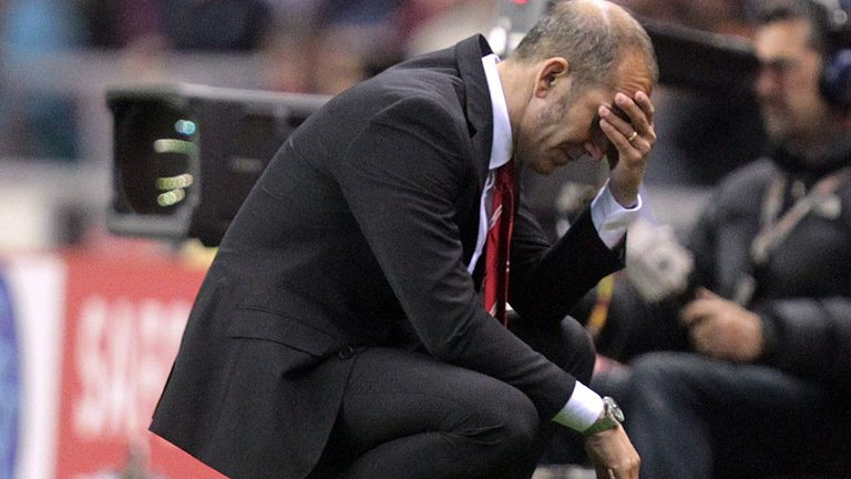 Paolo Di Canio: Was wanted by Manchester United manager Sir Alex Ferguson