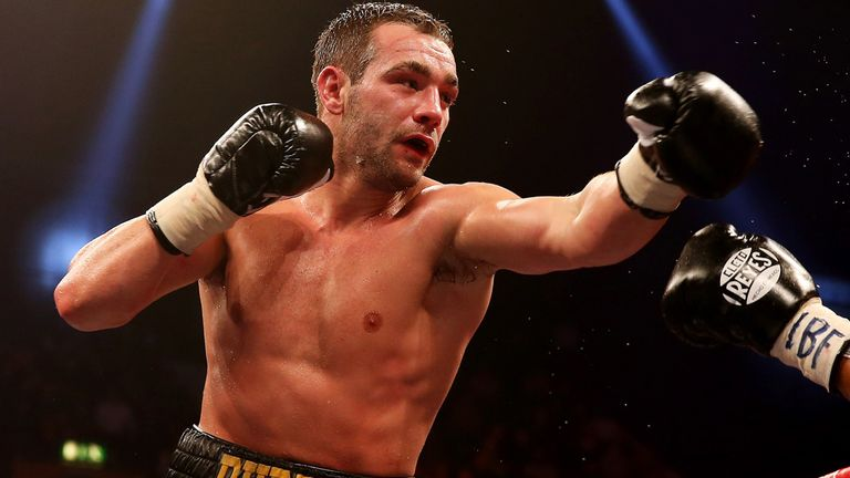 Lee Purdy: A big outsider but believes he can beat Devon Alexander this weekend