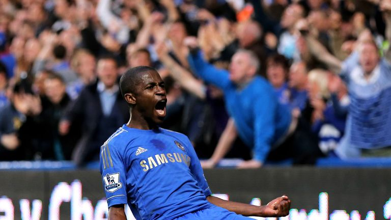 Ramires: Called by Jose Mourinho