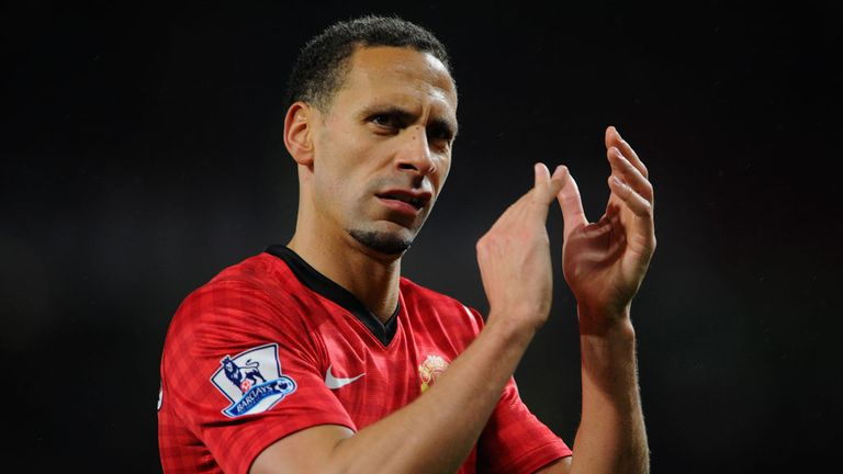 Rio Ferdinand: The defender has signed a new one-year deal with Manchester United