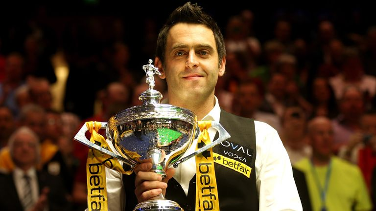 Ronnie O'Sullivan: Five-time world champion to play Robin Hull