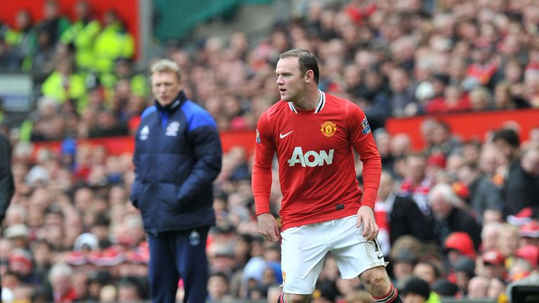 Wayne Rooney: An 'exceptional talent', according to David Moyes