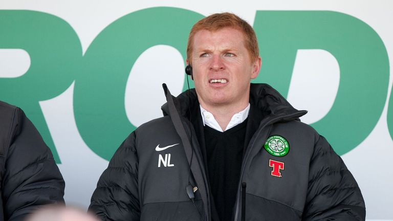 Neil Lennon: Celtic boss looking forward to trophy presentation