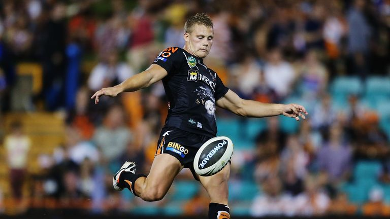 Jacob Miller: Wests Tigers youngster has signed a two-and-a-half-year deal with Hull FC