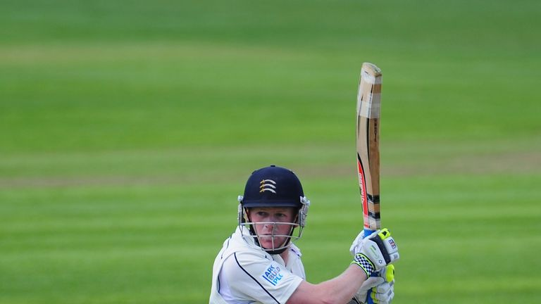 Sam Robson: Middlesex opener opts for England