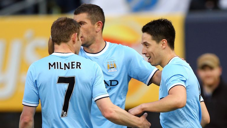 Samir Nasri: Wants to be involved