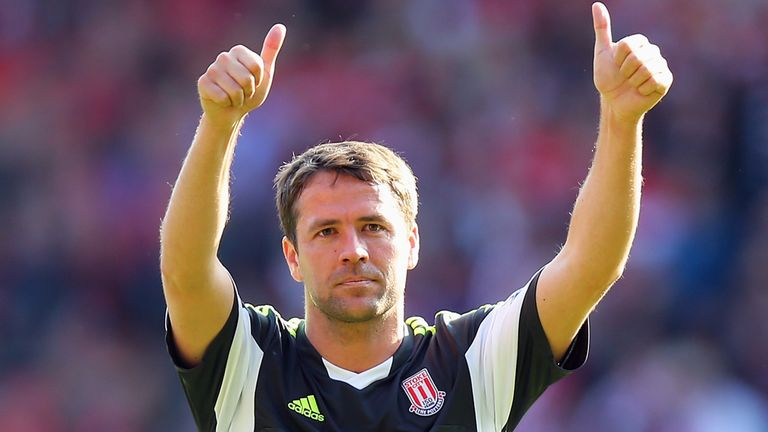 Michael Owen: Ready to turn his attention to events away from the field