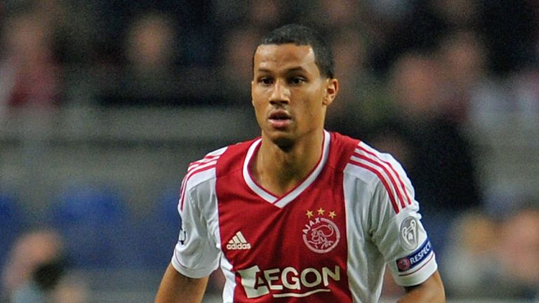 Ricardo van Rhijn: Ajax defender linked with move to Everton
