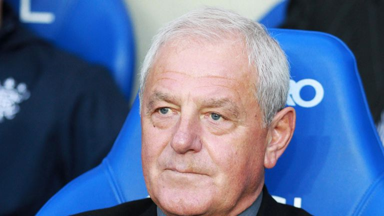 Graeme Murty would not be surprised if Scotland appoint Walter Smith