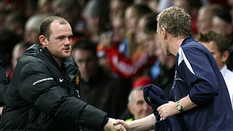 Wayne Rooney: Will he be with United at the start of next season?