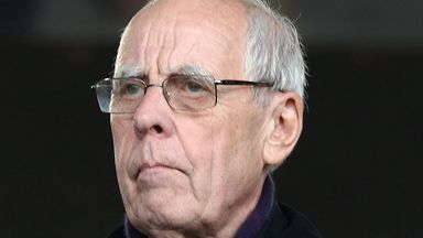 Peter Coates: Stoke City chairman delighted with Aston Villa win