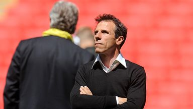 Gianfranco Zola: Delighted with two-goal hero Sean Murray