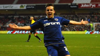 Jose Baxter: Sheffield United switch