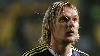Milos Krasic: Has offers to consider from Premier League clubs