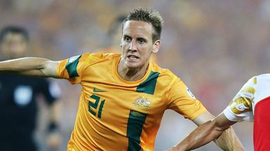 Michael Thwaite: Target for several English clubs