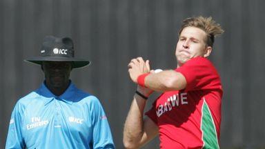 Kyle Jarvis: Lancashire-bound bowler revealed England ambition