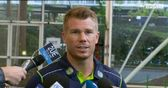Warner to keep speaking his mind