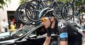 Giro d'Italia podcast: Team Sky's Danny Pate talks about the rigours of riding a Grand Tour