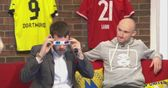 Mike Skinner told Soccer AM he wishes he was born in Germany