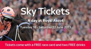 Royal Ascot Ticket Offer